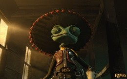 Cartoon Rango