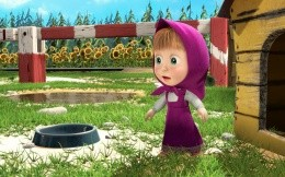 Masha cartoon Masha and the Bear