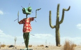 New cartoon Rango