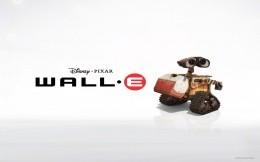 Wall-E is time to collect garbage