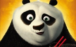 Wallpapers Kung Fu Panda 2 with a bear