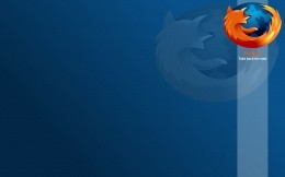 FireFox brouser - Wallpaper
