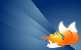 FireFox - Wallpaper famous free web browser