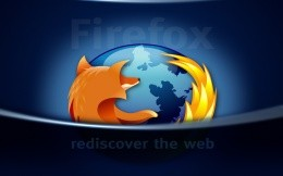 FireFox - Wallpaper
