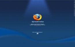 SpreadFirefox - wallpaper dedicated Internet browser FireFox