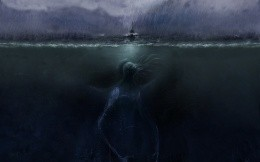Cthulhu, underwater monster