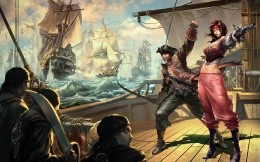 Fantasy Art, Pirates