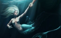 Insidious mermaid