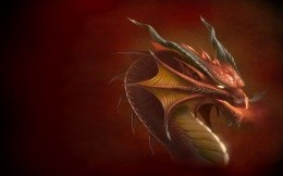 Red Dragon for fans of fantasy