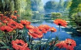 red poppies (painting)