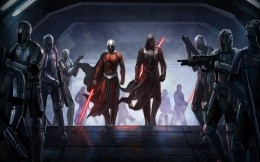Art wallpaper for the game Star Wars: The old republic