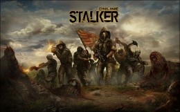 Art wallpaper on Stalker Online