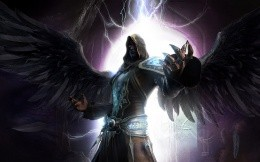 Dark Angel from the game Diablo