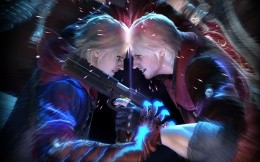 Devil May Cry - Dante vs Nero