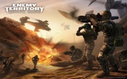 Enemy Territory: Quake Wars-GDF