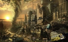 Fallout, city after the apocalypse