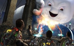 game wallpaper ghost hunters (ghostbusters the video game)