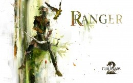 Guild Wars 2 screensaver