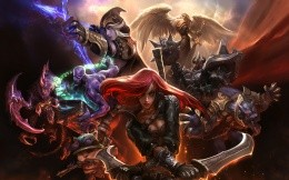 Key characters League of Legends