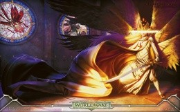 Magic Gathering - Admonition angel