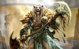 Magic Gathering - Ajani