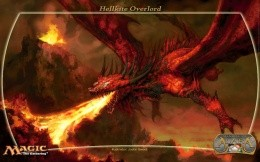 Magic Gathering - Hellkite overlord