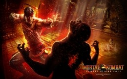 New Mortal Kombat 2011, wallpaper