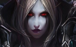 Sylvanas Windrunner, World of Warcraft