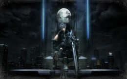 The protagonist of the game Final Fantasy XIII