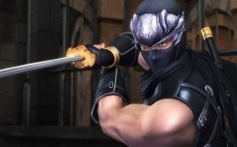 The protagonist of the game Ninja Hayden