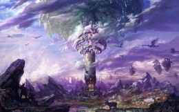 Tower of the game Tera Online