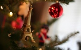 Toy, Eiffel Tower, Tree