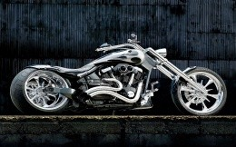 Moding motorcycle