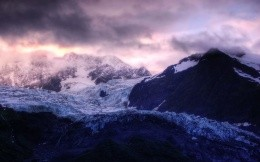Gorgeous photos in the mountains, beautiful mountains and sky