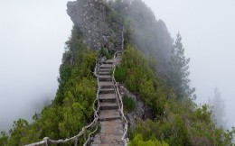 The path to the higher mountains
