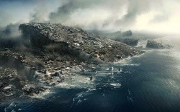 Apocalyptic Wallpaper, America, the disaster movie 2012