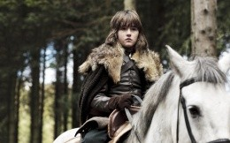 Brandon Stark (Isaac Hempstead-Wright), the TV series Game of Thrones