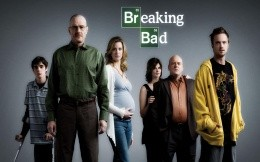 Characters of the series to the winds (Breaking Bad)