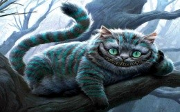 Cheshire Cat from CYP