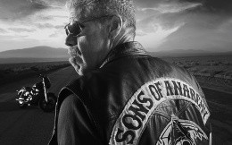 Clarence Morrow, Clay (Ron Perlman) in the TV series Sons of Anarchy