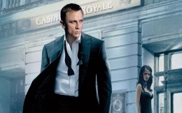 Daniel Craig in the movie, 007 Casino Royale