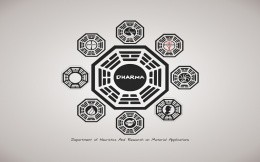 Dharma - wallpapers for fans of the TV series LOST (Lost)