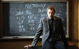 Dr. House in the role of the teacher