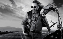Elvis Robert Munson of the series Sons of Anarchy