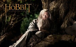 Gandalf, Lord of the Rings prequel - The Hobbit