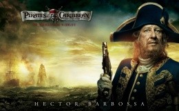 Hector Barbossa, Pirates of the Caribbean