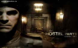 Hostel part 2 - The second part of the movie Hostel - Wallpaper