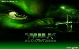 Hulk - summer 2003 - the image for the desktop, movie