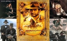 Indiana Jones movie wallpappers - Wallpaper Indiana Jones on the movie - the movie