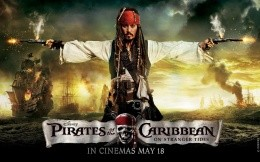 Jack Sparrow, Pirates of the Caribbean - On Stranger Tides